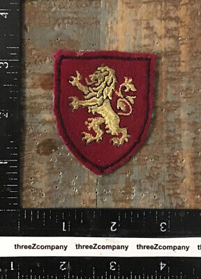 £8.11 • Buy WW2 Belgium Army 2nd Army Corps Wool Formation Sign Patch