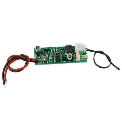 £3.55 • Buy DC 12V Temperature Speed Controler Denoised Speed Controller For PC Fan/Alarm
