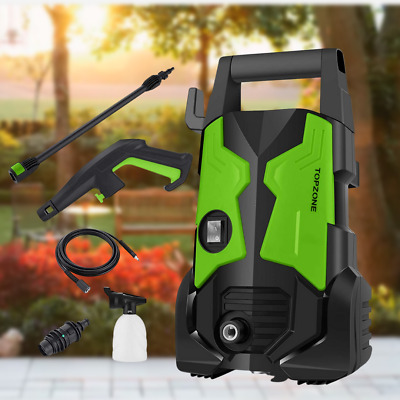 £79.99 • Buy Tooluck Electric Pressure Washer High Power Jet Wash Garden Car Patio Cleaner UK