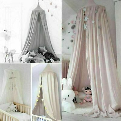 £21.70 • Buy Baby Kids Bed Canopy Bed Cover Mosquito Netting Princess Dome Tent Bedding Net