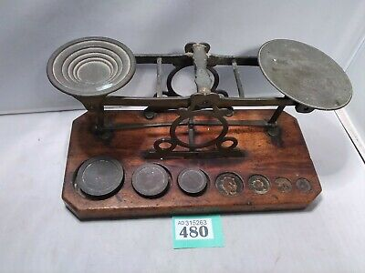 £28 • Buy Antique Post Office Scales S Mordan & Co.