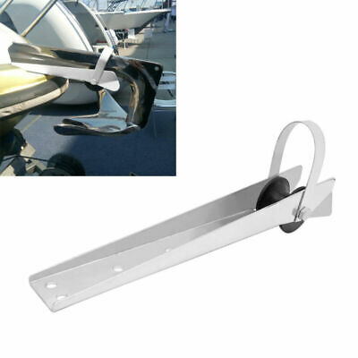 £33.99 • Buy 390mm Stainless Steel New Self-Launching Bow Anchor Roller For Boat Yacht