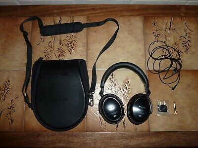 £10 • Buy Sony MDR-NC60 Noise Cancelling Headphones With Case And Accessories