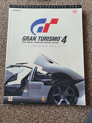 £10 • Buy Gran Turismo 4 The Real Driving Simulator Official Guide