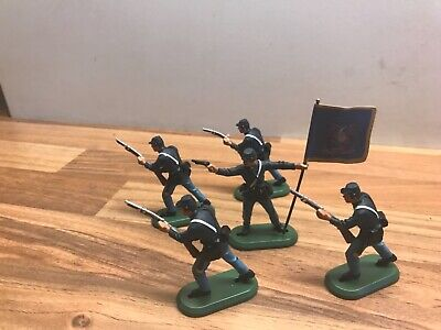 £7.99 • Buy Britains Deetail Toy Soldiers. New Generation Figures In Mint Condition