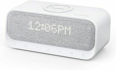 AU131.99 • Buy Soundcore Wakey Bluetooth Speakers Powered By Anker With Alarm Clock, Stereo Sou