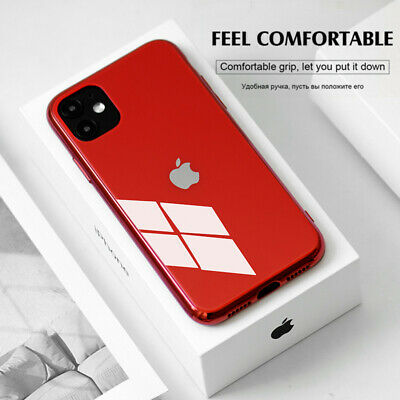 AU12.90 • Buy For IPhone 12 11 Pro XS MAX XR X 8 7 Plus 6s Plating Tempered Glass Case Cover