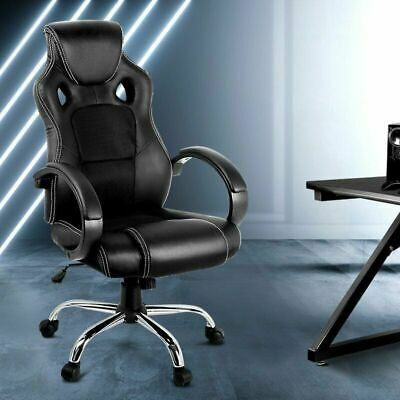 AU46 • Buy Artiss Gaming Chair Office Chairs Executive Racer Computer  Chairs Seat Mesh New