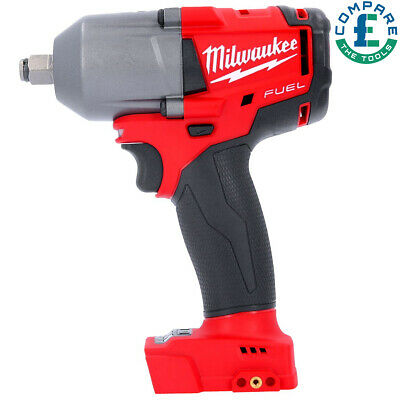 £179.95 • Buy Milwaukee M18FMTIWF12 M18 FUEL Mid-Torque 1/2  Impact Wrench Body Only
