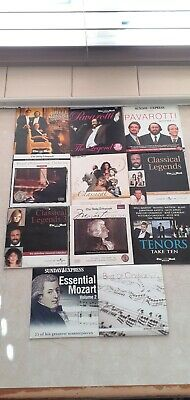 £2 • Buy Classical CD's X 11…Daily Mail