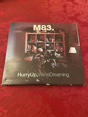 $15 • Buy M83. Hurry Up,We're Dreaming 2CDs