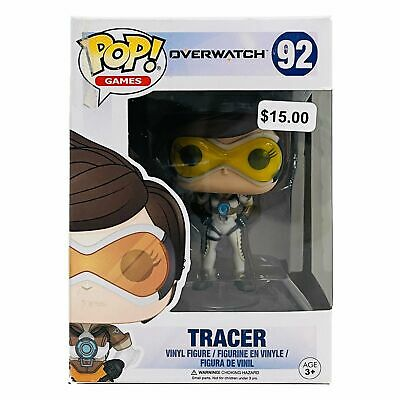 AU15 • Buy Overwatch Tracer (White) (#92)