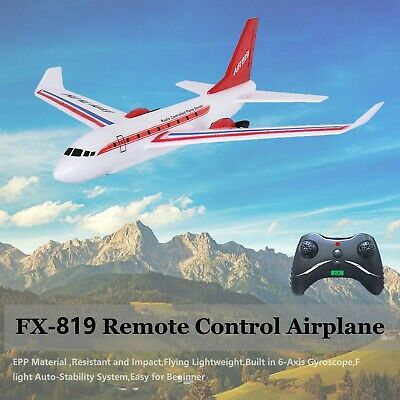 £20.88 • Buy Electric Remote Control Airplane RC Plane Aircraft For Kids Boys Girls Beginner
