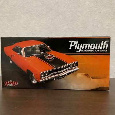 £294.85 • Buy Gmp 1970 Plymouth Road Runner