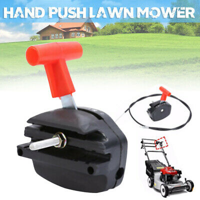 £6.89 • Buy 56'' Throttle Cable Switch Lever Control Handle For Lawnmower Lawn Mower