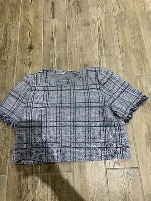 AU2.77 • Buy Pull And Bear Womens Woven Top - Size XL