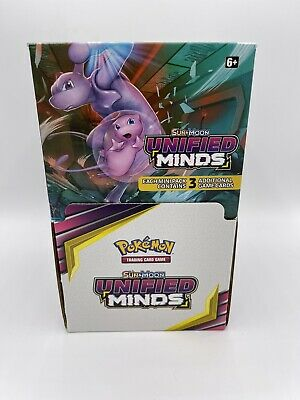 $175 • Buy Pokemon Unified Minds Dollar Tree Booster Box 96 3-Card Packs New Factory Sealed