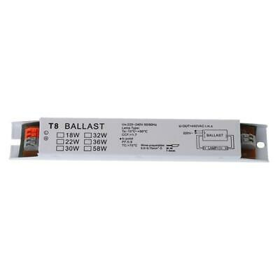 £6.52 • Buy T8 220-240V AC 2x30W Wide Voltage Electronic Ballast Fluorescent Lamp Ballasts