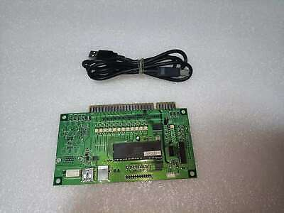 £97.72 • Buy Taito Type X X2 Jamma I/O Board PCB Wiring Harness Tested Working