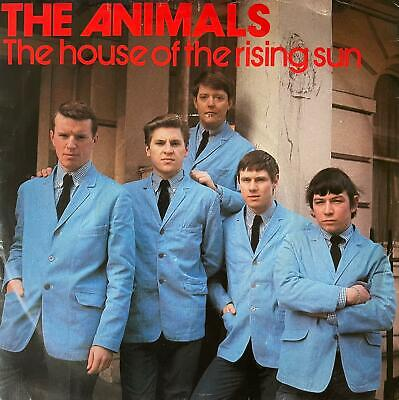 £6.99 • Buy The Animals - The House Of The Rising Sun (7 ) (VG-EX/G++)