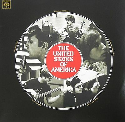 £32.98 • Buy UNITED STATES OF AMERICA, The - The United States Of America - Vinyl (LP)