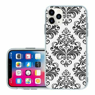 £6.95 • Buy For IPhone 11 PRO MAX Silicone Case Cover Gothic Pattern (S5012)