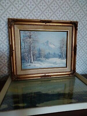 £29.99 • Buy  Vintage Gilt Gold Rococo Swept  Picture Frame 13.5 X 11.75in With Inner Slip