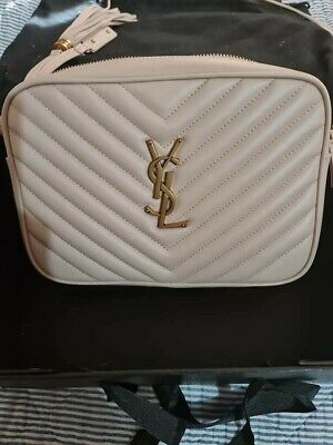 AU1100 • Buy YSL Saint Laurent Lou Camera Bag In Quilted Leather