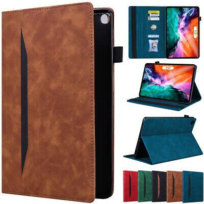 AU23.99 • Buy For IPad Pro 11 12.9 Inch 2020 2021 Smart Flip Leather Cover Stand Case Wallet