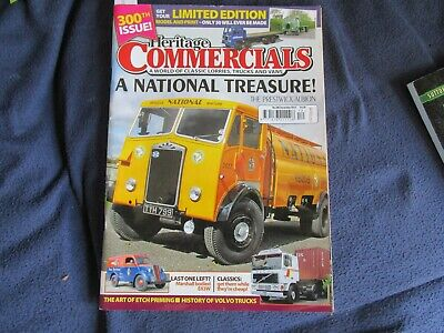 £2 • Buy Heritage Commercials Magazine - 300th Edition - December 2014