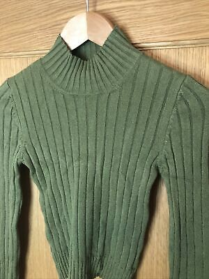 AU11.99 • Buy Urban Outfitters Top Small In Green
