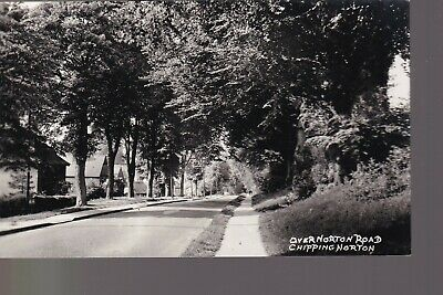 £9.99 • Buy Over Norton Road Chipping Norton - Old Unposted Postcard Packer - Excellent Cond