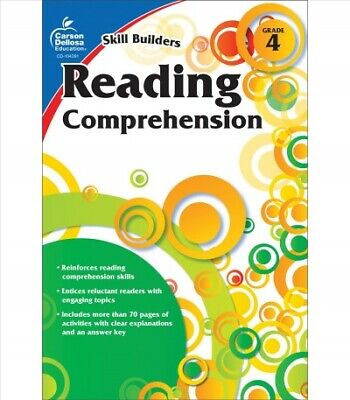 £15.33 • Buy Reading Comprehension : Grade 4, Paperback By Anderson, Ashley (EDT); Swenson...