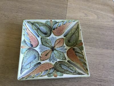 £5 • Buy Glyn Colledge? Denby Square Dish