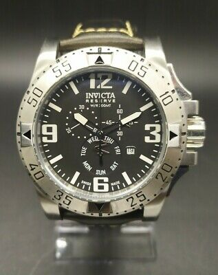 $ CDN0.01 • Buy Invicta Reserve Excursion 18202 Swiss Made Chronograph Men's Watch