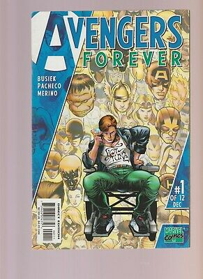 £0.99 • Buy AVENGERS FOREVER # 1. Carlos Pacheco Art. I Combine Postage.