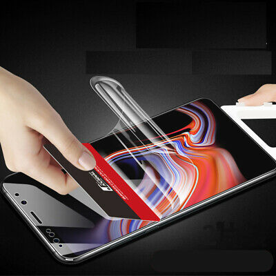 AU4.79 • Buy HYDROGEL Screen Protector For Samsung Galaxy S21 S20 Fe Ultra S10 S9 Note 20 10