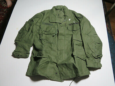 $11.50 • Buy VTG US Army Military M-65 FIELD JACKET / COAT - AS IS - LOT Z-18