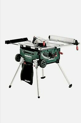 £350 • Buy Metabo TS 36-18 LTX Brushless BL254 Table Saw Body Only