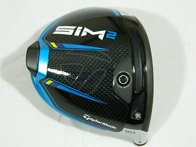 AU136.97 • Buy 2021 Taylormade Sim2 9* Driver Head Only Sim 2 + Headcover H/C