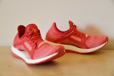 AU50 • Buy Adidas Pure Boost X Women's Running Shoes, Size US 9, Red