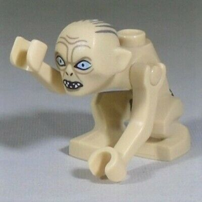 £4.01 • Buy Used LEGO Hobbit / Lord Of The Rings Minifig - Gollum With Narrow Eyes