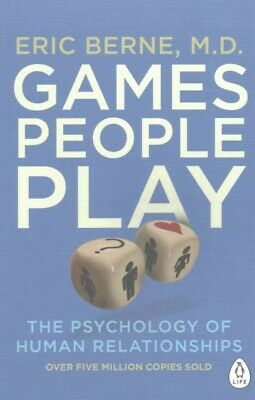 £9.67 • Buy Games People Play : The Psychology Of Human Relationships, Paperback By Berne...