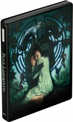 £39 • Buy Pan's Labyrinth - Limited Edition Steelbook Blu-ray