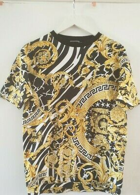 £10 • Buy Versace Girls Tshirt Dress Age 14 Years Excellent Condition