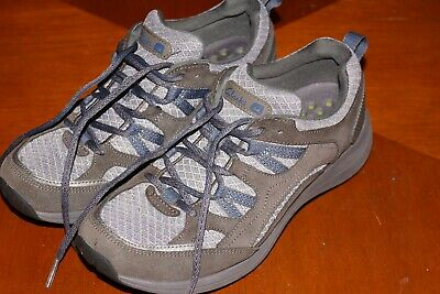 £14.99 • Buy Clarks Wave Walk  Trainers/Shoes, Grey, UK Size 5D
