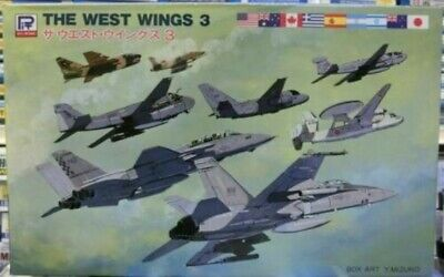 £27.19 • Buy New PIT-ROAD Skywave S-13 The West Wings 3 Kit Scale 1/700