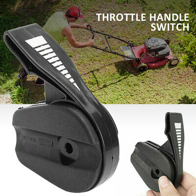 £2.99 • Buy Black Universal Lawn Mower Parts Throttle Cable Control Handle Switch Tool