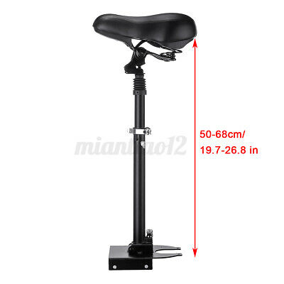 $39.61 • Buy  For Xiaomi M365 Foldable Electric Scooter Seat Removable Skateboard Saddle