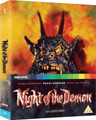 £47 • Buy Night Of The Demon - Limited Edition Blu Ray [Blu-ray]
